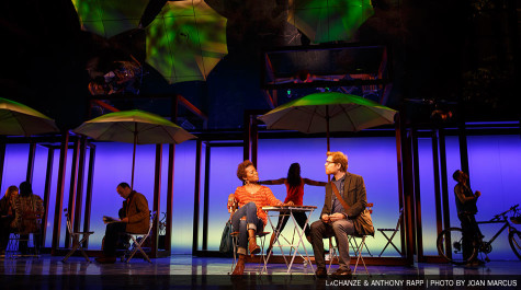 The Musical is energetic, but not memorable enough to make a lasting impact on audience members.