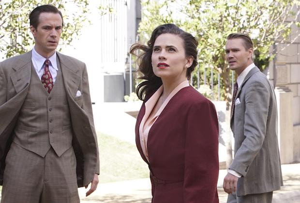 """Agent Carter"" settles second season with science"