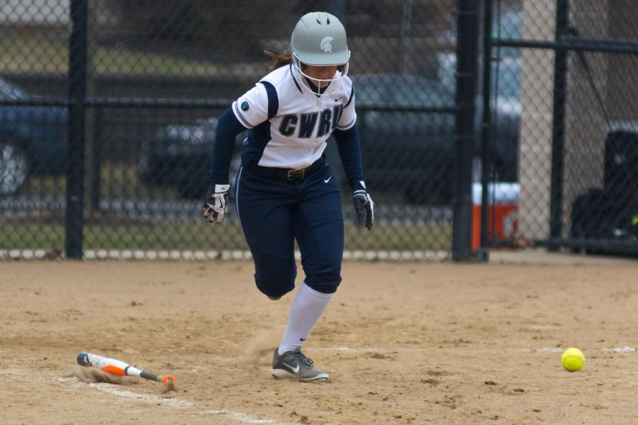 The CWRU softball team dropped eight of their UAA tournament matchups this week, a disappointing string for the high hoped Spartans.