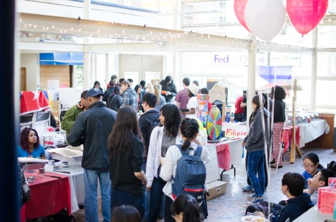 World Expo showcases student groups