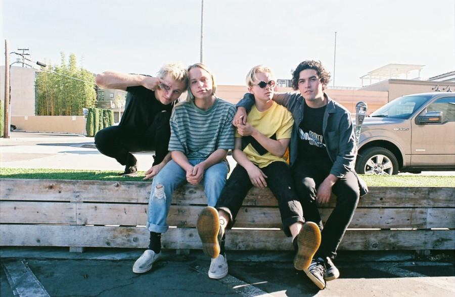 Punk rock band SWMRS will be performing at Now That's Class! on March 16.