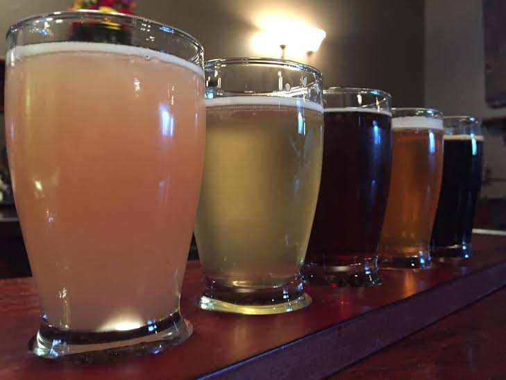 The small-scale brewery prioritizes quality and unusual brews.