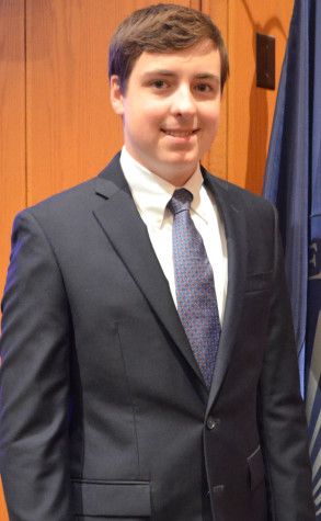 Matthew Newcomer (Chief Judicial Officer)