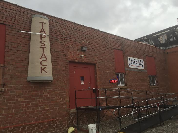 Tapstack is the production facility and tasting room for Buckeye Brewing Company.