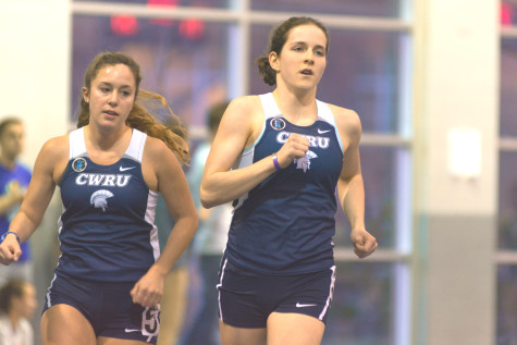 Solid performances lead track and field teams