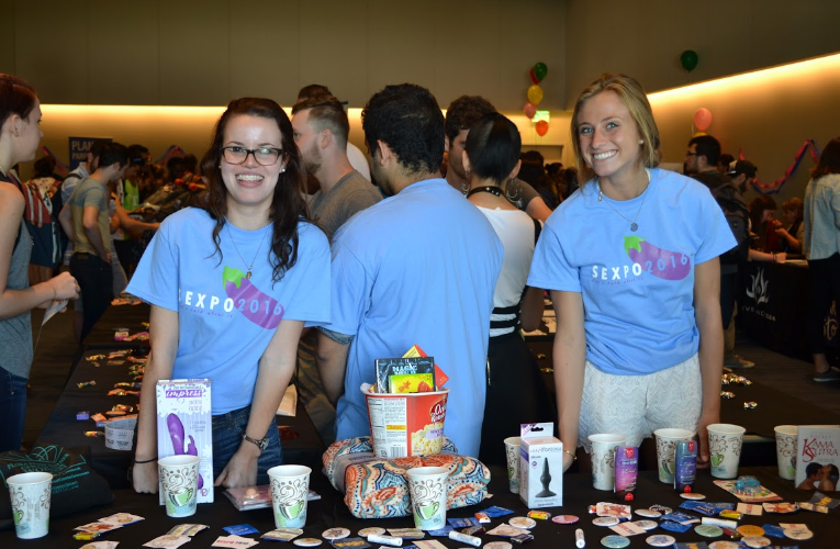 Student reception to SEXPO has been positive. Organizers of SEXPO expect it to become a recurring event on campus.
