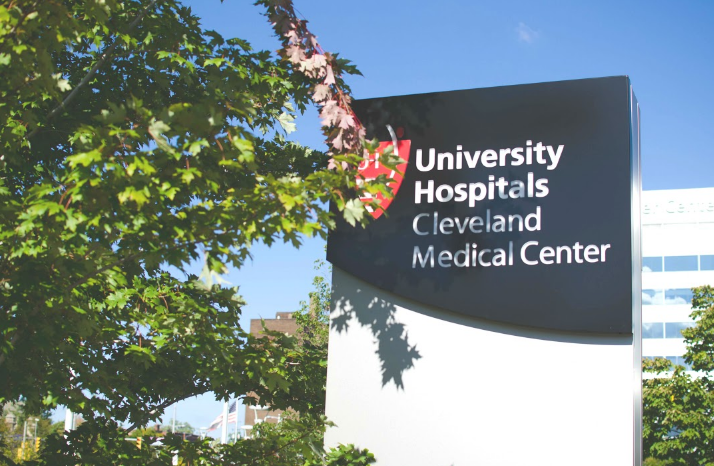 Used to be called University Hospitals Case Medical Center, UH has dropped the Case appellation from its name.