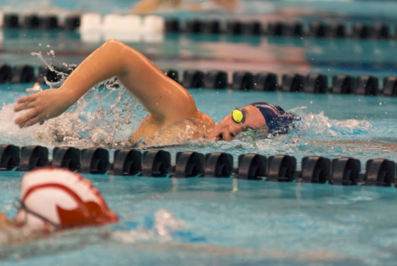 The Spartans men's and women's teams defeated both of their opponents last Saturday. They return to the pool on Nov. 19 at Grove City College.