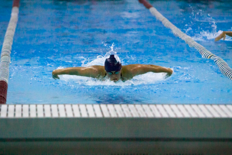 The men's and women's swimming and diving teams swept the Wooster Invitational for the second straight year.