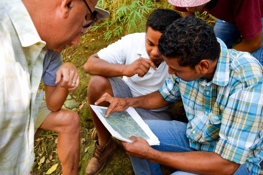 Second-year student Neil Chavan spent his winter break in Costa Rica. During the trip, he and his team members assessed the water condition in a Costa Rican community and are now aiming to provide a plan for a sustainable water supply in the near future.
