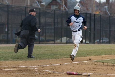 The CWRU baseball team won three games this past weekend to push their winning streak to four.