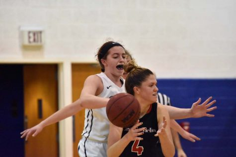 The women's basketball team dropped their season finale to Carnegie Mellon University, ending the season on a five game losing streak. However, the team finished the season with a winning record, their first since 2013.