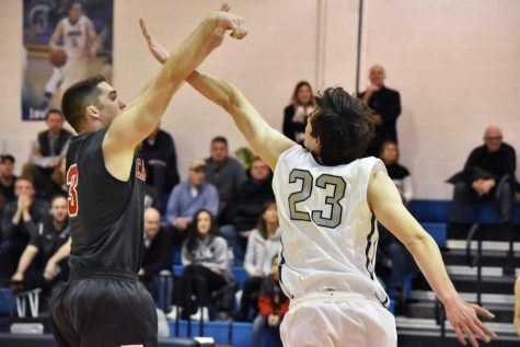 The Spartans ended their season with a 10 point loss to Carnegie Mellon University. Overall, they finished with a 8-17 record, including a 3-11 mark in the UAA.