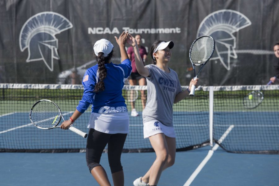 Women's tennis can't keep pace with Carnegie Mellon