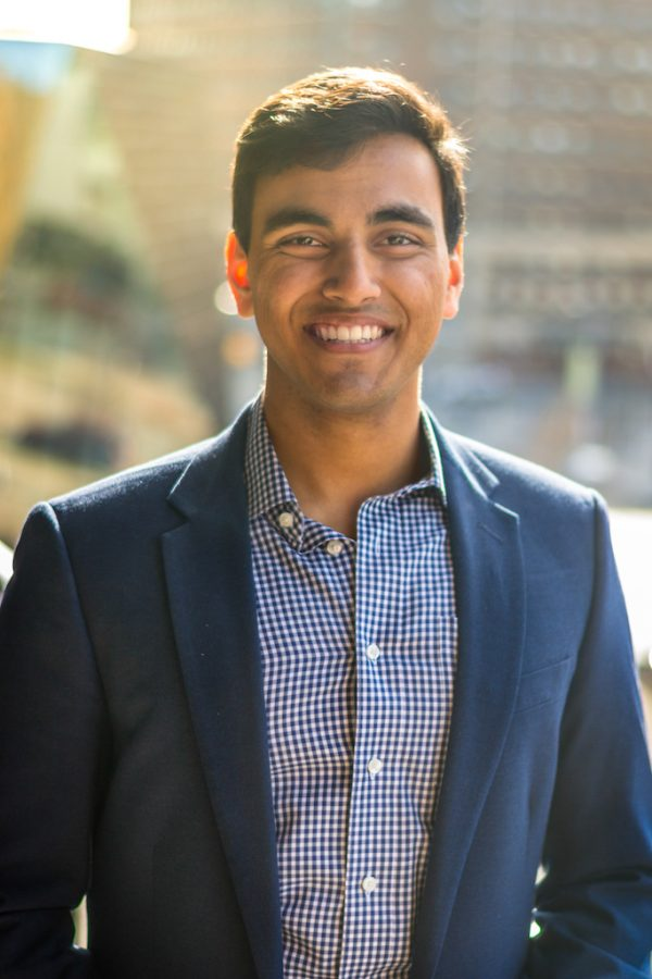 USG Election Guide 2017: Prince Ghosh