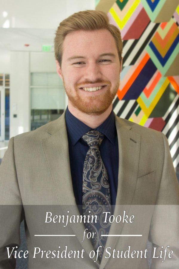 USG Election Guide 2017: Benjamin Tooke