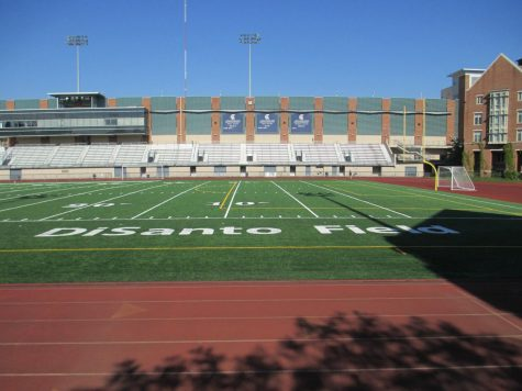 A look at the new turf on North Side's athletic fields