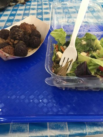 The Greek Festival offered attendants multiple authentic cultural foods to taste, making it a must-see before you leave CWRU.