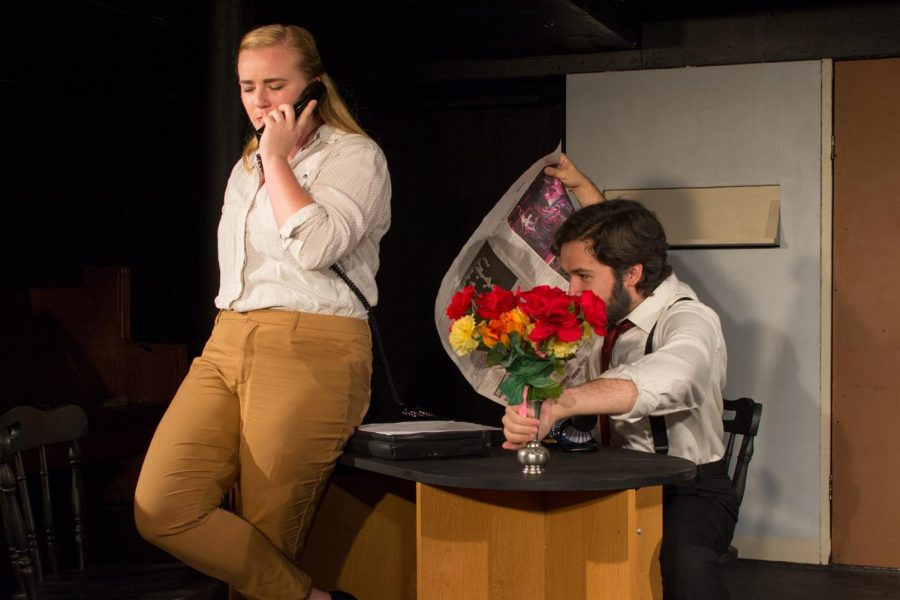 """Boy gets girl"" displays uncomfortable truths on stage"