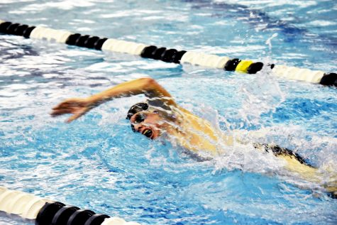 Following a great performance at their quad meet, the swimming teams will travel to Wooster to defend their title in the Wooster Inivatitional.