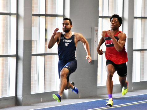 Track and field starts season with solid performance