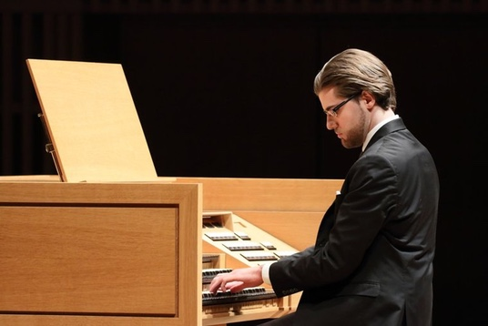 The Cleveland Museum of Art welcomed acclaimed organist Davide Mariano the second weekend of January.