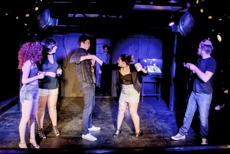 """Satirical production knocks audiences """"dead"""""""