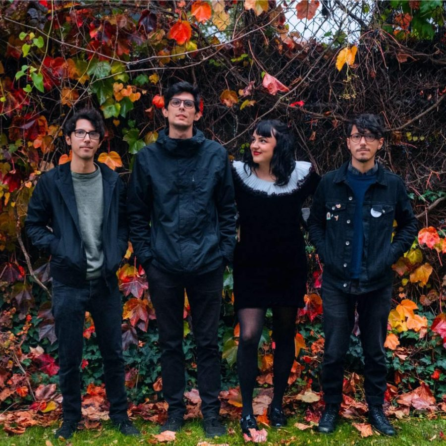Small Wood House is a local band that looks to release their debut album soon.