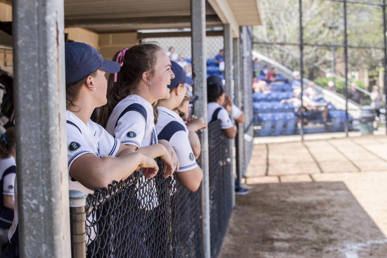 Softball bounced back from a tough week against Emory, facing a dominant series against Brandeis with help from lights out starting pitching.