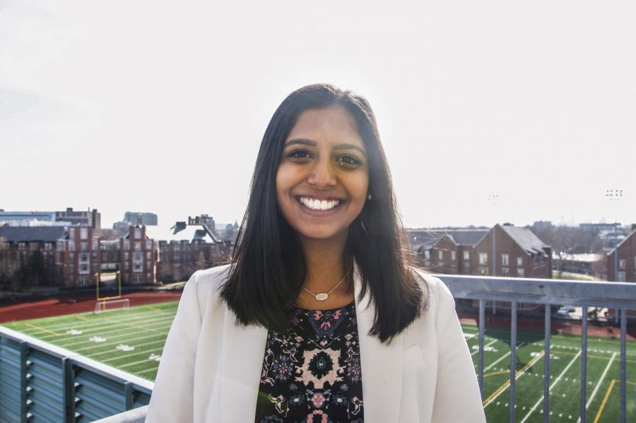 Student body elects USG President, Maya Rao