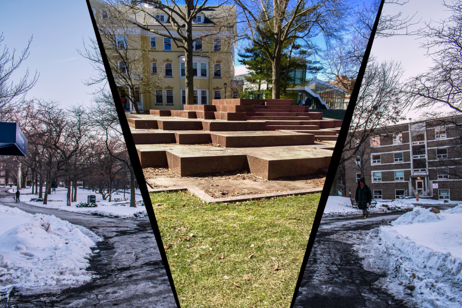 Major-ism is so extreme at CWRU that the Mather and Kent H. Smith Quads almost feel like different campuses altogether.