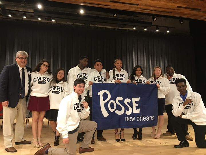 At the Posse Plus Retreat, scholars tackled issues of race in the U.S., discussing different facets of race including laws, news, culture and media.