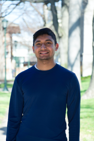 USG Election Guide 2018: Paritosh Joshi