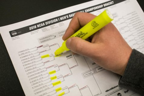 Many people's brackets were busted during a distress-filled March Madness tournament.