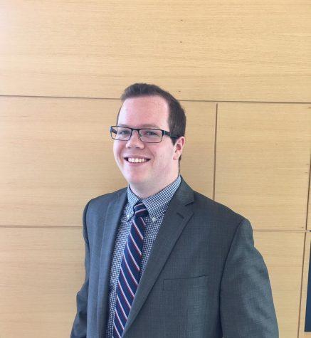 USG Election Guide 2018: Tim O'Shea