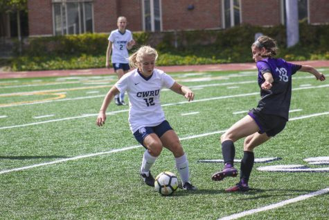 Women's soccer displays team versatility in victories