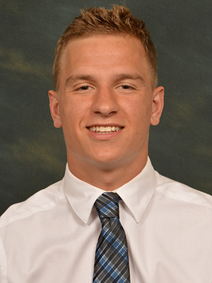 Second-year football player all about the team
