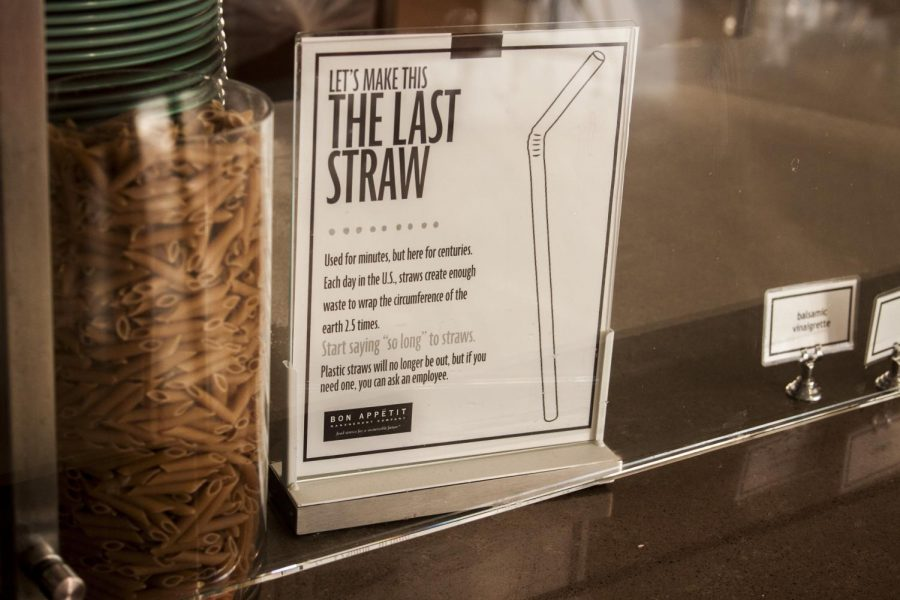 Wilson: Plastic straw ban is a textbook straw man