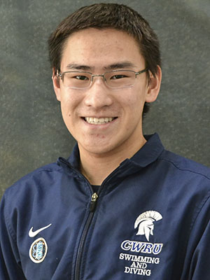 Second-year swimmer Jonathan Liu has developed a love for poker since coming to campus. He has also taught himself how to play piano in his free time.