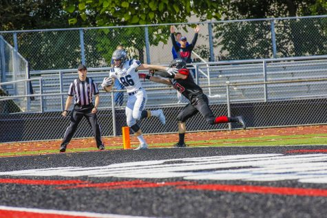 CWRU football brings home another win