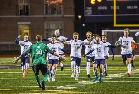 Men's soccer searches for first win