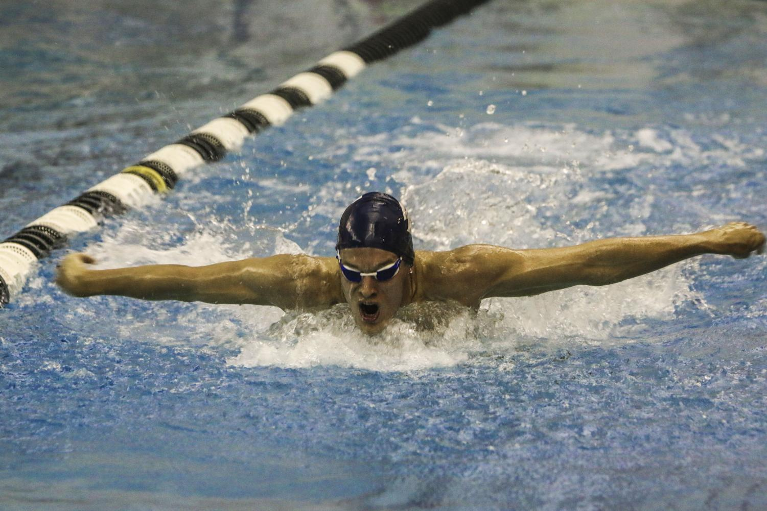The men's and women's swimming and diving teams have started the season with two wins in their first three meets. They aim to continue that success in their next meet at University of Rochester.