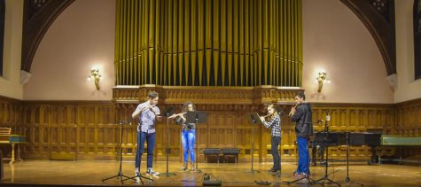 Arts After Dark unites campus performers and arts supporters