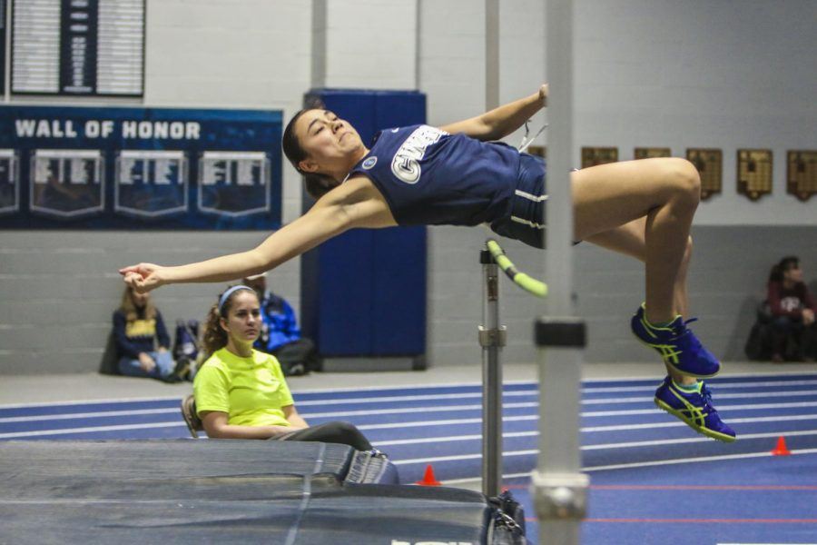 In their first meet of the indoor season, the men's and women's track and field teams secured first place at the Sixth Annual CWRU Spartan Holiday Classic. The Spartans return to action Dec. 7 and 8 at the Kent State Golden Gala.