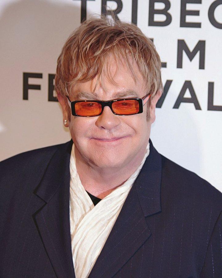 Elton+John+at+the+Tribeca+Film+Festival