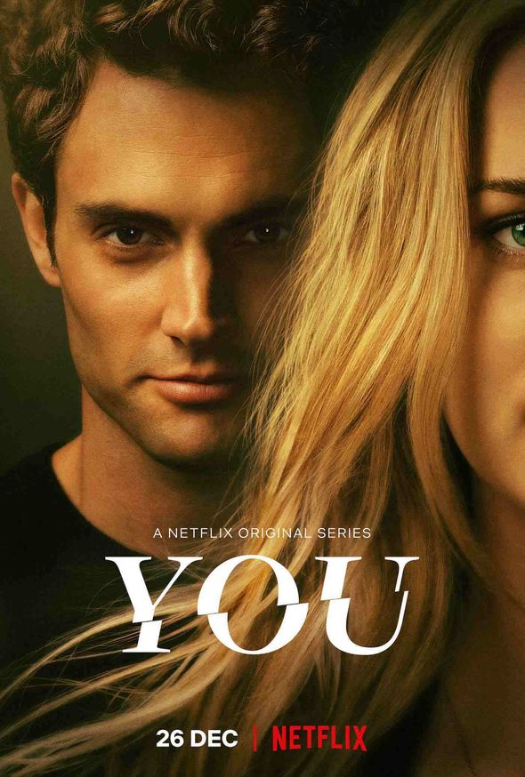 YOU's Launch Poster