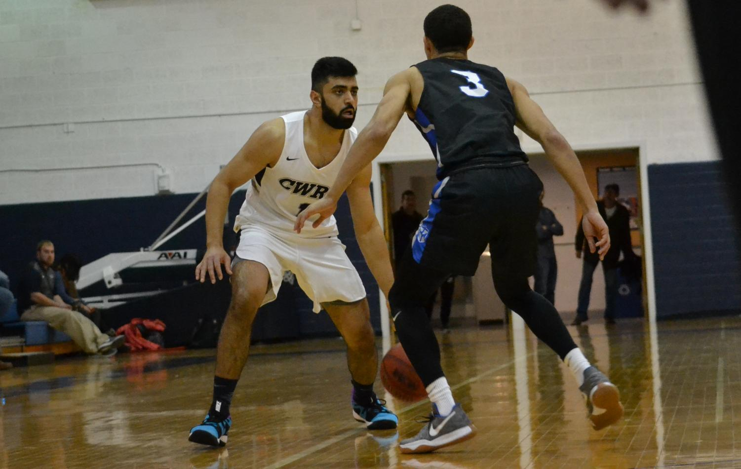 Third-year guard Monty Khela forced overtime with a clutch three pointer with one second remaining in regulation. The Spartans were outscored 15-9 in overtime to end their final game with a loss, finishing the season with a 9-16 overall record.