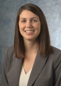 Christine Duval, assistant professor of Chemical and Biomoleclar Engineering