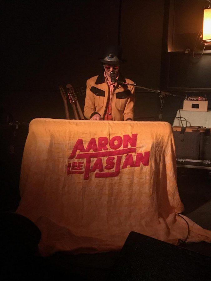 Aaron+Lee+Tasjan+rocks+Beachland+Ballroom