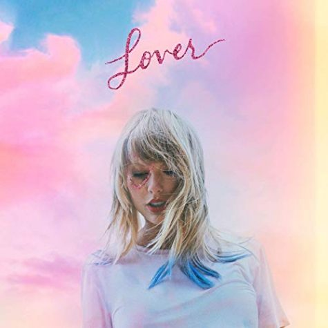 "Swift emerges from the dark in new album ""Lover"""
